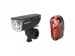 Bilde av XLC Light set CL-S11 Ariel/Neso Black
