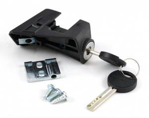 Bilde av  Yamaha Trelock Locking Cylinder Frame montage